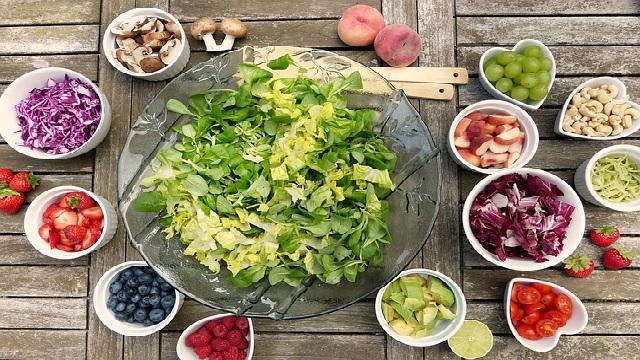 Karşık Salata