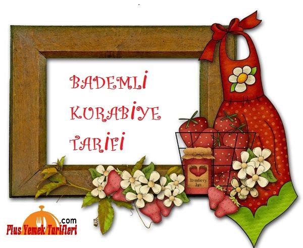 BADEMLİ KURABİYE