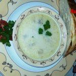 Pratik Kremalı Mantar Çorba